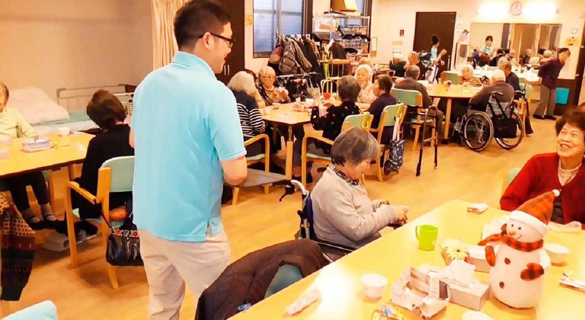 デイサービスセンター目黒中町(介護職/ヘルパーの求人)の写真10枚目: