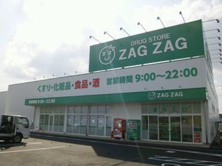ザグザグ香南店の画像