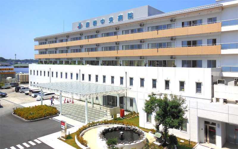 彦根中央病院(医師の求人)の写真:平成25年に新病院となり、より高いレベルの医療提供が可能となりました