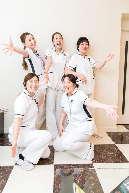 かまくら歯科(歯科衛生士の求人)の写真10枚目:仲の良い仲間