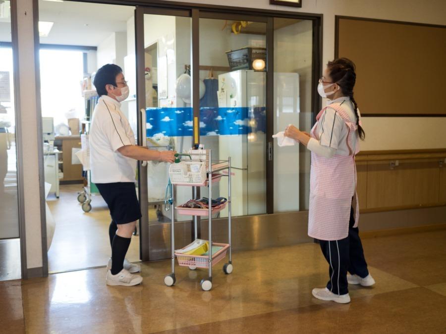 介護老人保健施設志摩豊和苑(看護師/准看護師の求人)の写真: