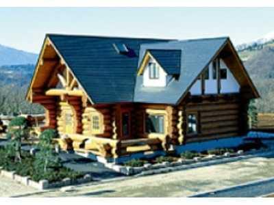 デイサービスセンター丸太の家の画像