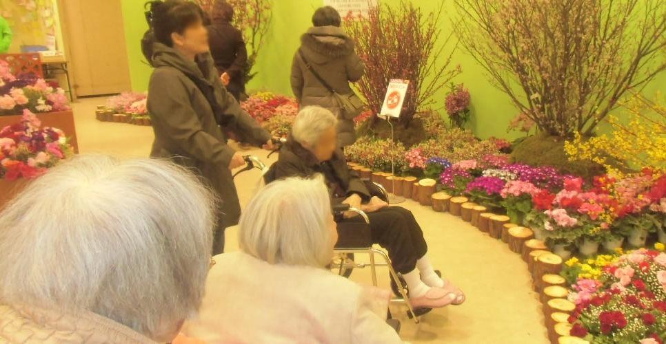 グループホーム 憩の写真1枚目:ご高齢者の毎日を支援しております
