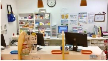 くるみ薬局上野芝店の画像