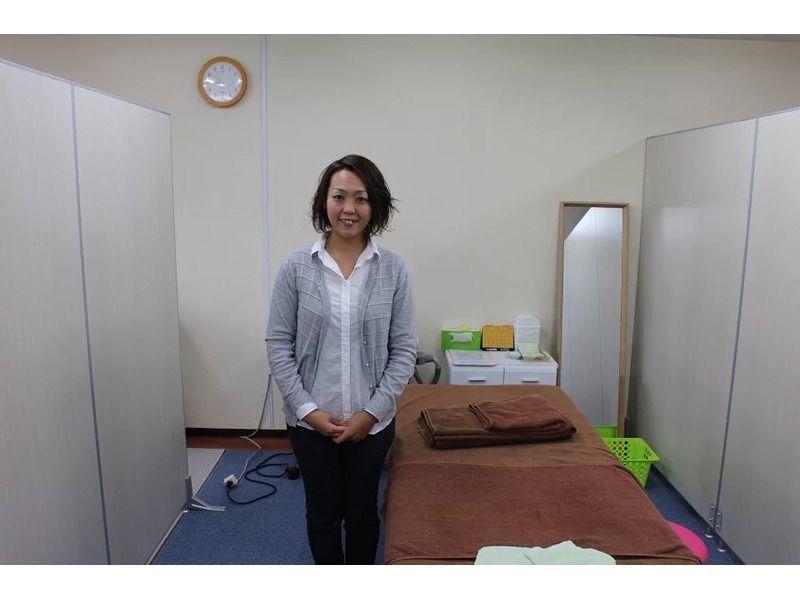 美脚整体院 本八幡店の写真1枚目:お客様の笑顔がやりがいのお仕事です。