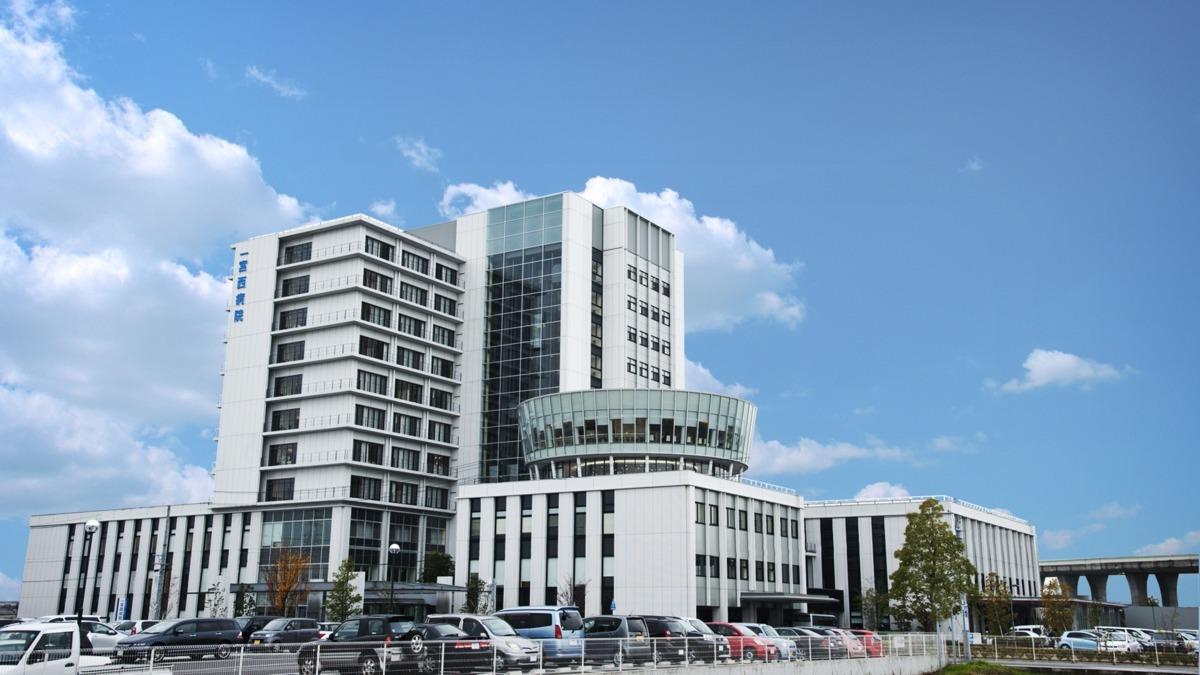 一宮西病院の画像
