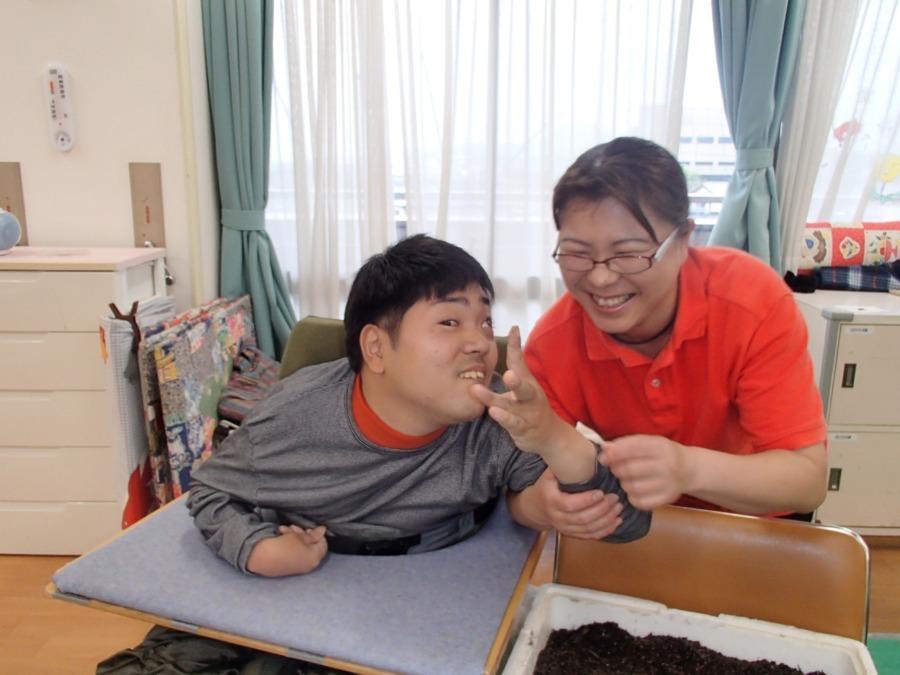 安倉西身体障害者支援センターの画像