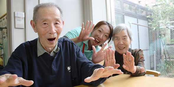 介護老人保健施設レインボーの画像