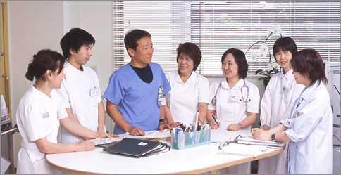 南あたみ第一病院(理学療法士の求人)の写真:たくさんのご応募を心よりお待ちしています!