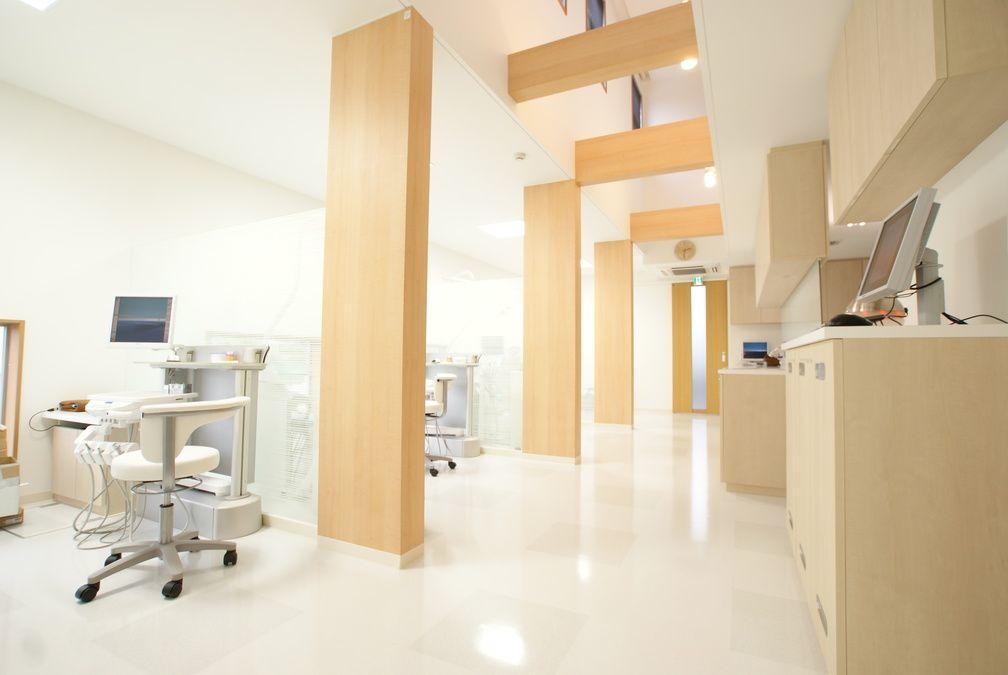 若泉歯科クリニック(歯科医師の求人)の写真1枚目: