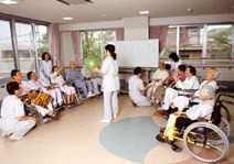 竹口病院(医療ソーシャルワーカーの求人)の写真:地域の健康を支えてきました