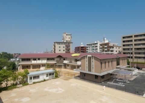 東部地域療育センターぽけっと(保育士の求人)の写真1枚目:早期療育のための専門施設です