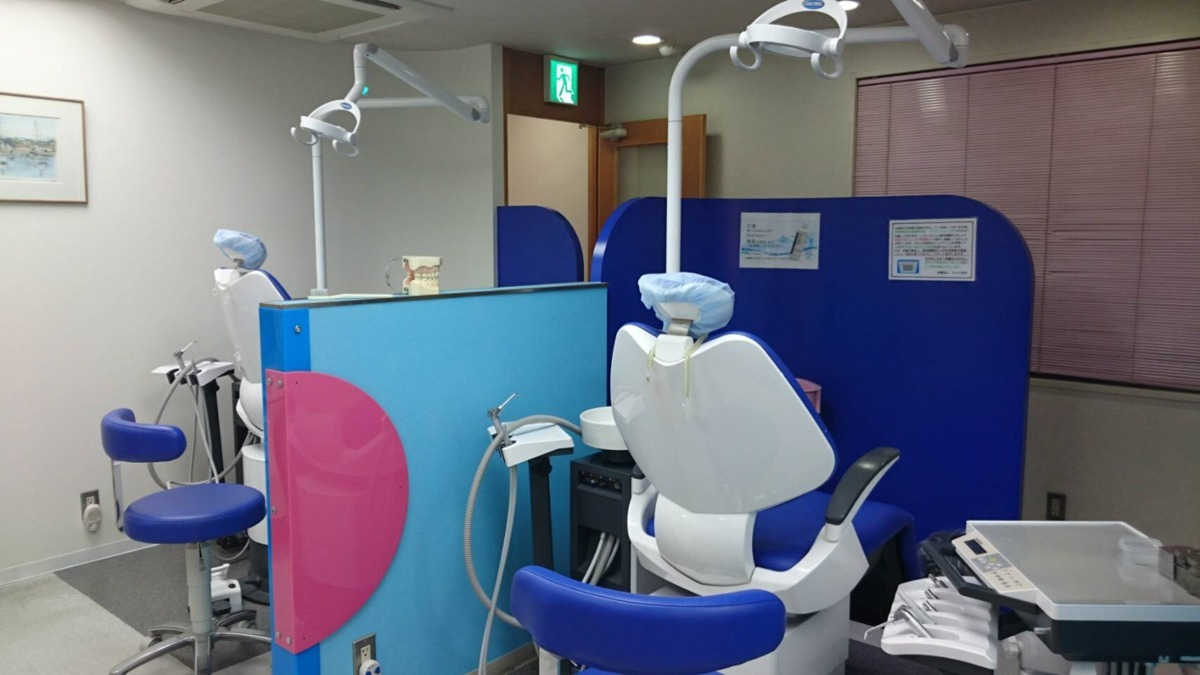 医療法人慈慶会ほんだ歯科(歯科助手の求人)の写真1枚目:診療室