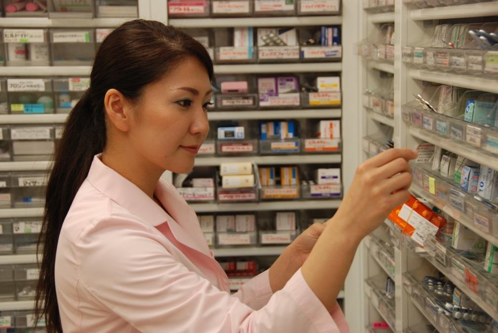オリーブ薬局 三郷店(薬剤師の求人)の写真1枚目:
