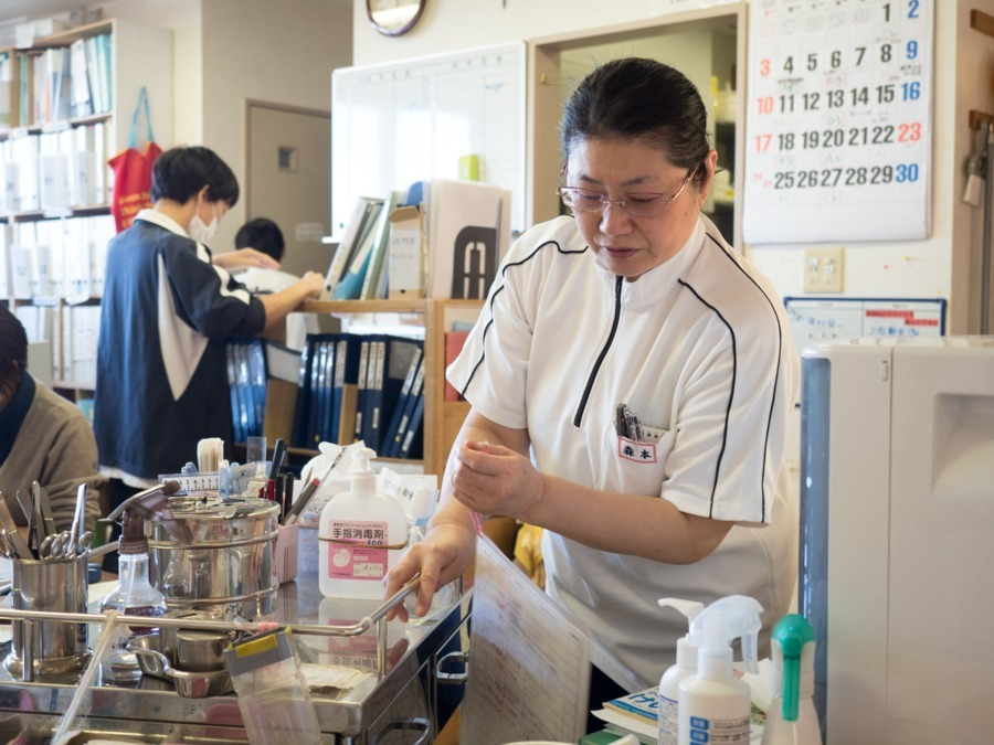 介護老人保健施設志摩豊和苑(看護師/准看護師の求人)の写真1枚目: