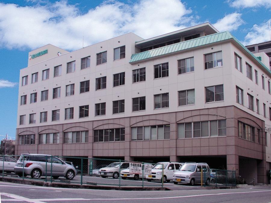 福山城西病院の画像