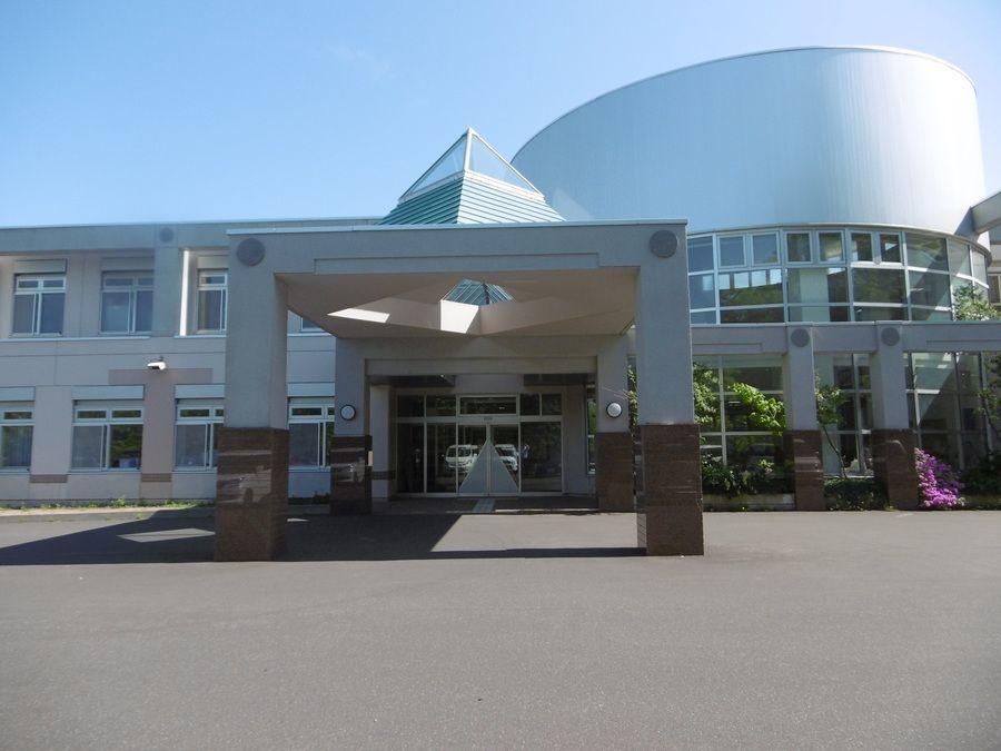 利尻島老人保健施設の画像