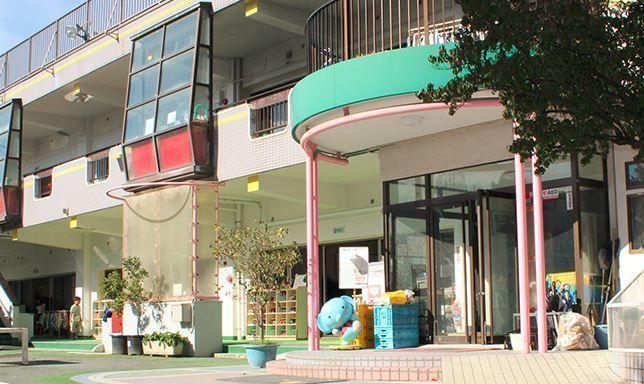 三鷹杉の子幼稚園の画像