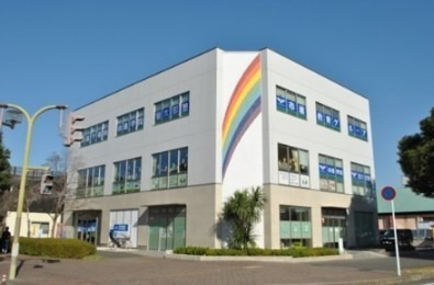 認定こども園Rainbow Wings International (ナーサリー 分園)(看護師/准看護師の求人)の写真:分園の外観です