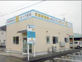 ホープ薬局 村山駅西店の画像