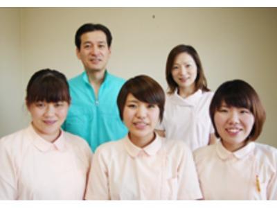 はぎわら歯科医院(歯科衛生士の求人)の写真1枚目:笑顔の多い、明るい職場です!