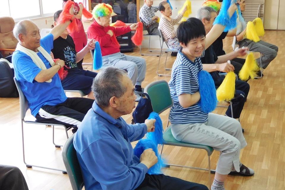 指定障害者支援施設大和学園の画像
