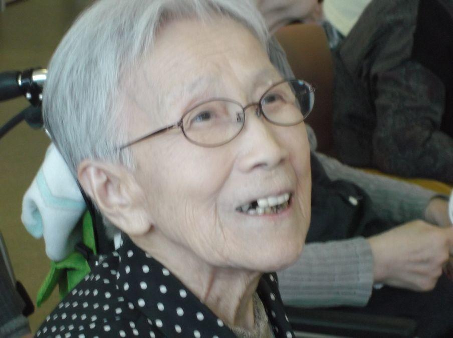 有料老人ホーム陽だまりの丘片田(介護職/ヘルパーの求人)の写真4枚目:入居者の笑顔を大切にしています