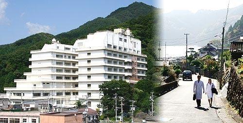 釜石のぞみ病院の画像