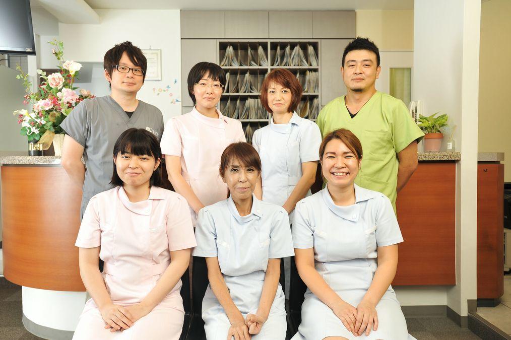 葛西東歯科医院(歯科医師の求人)の写真:和気あいあいとした働きやすい職場です