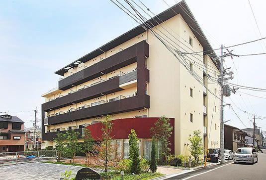メディカルグランメゾン京都五条御前の画像
