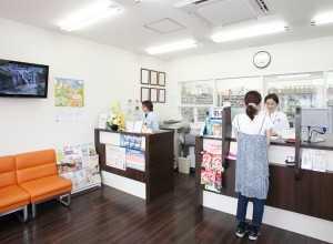 はせ谷さくら薬局の写真1枚目:清潔さをこころがけています