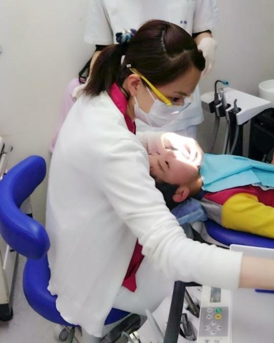 医療法人ほんだ歯科(歯科助手の求人)の写真:若手Dr