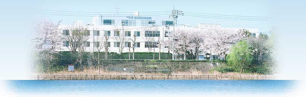 柏の葉北総病院の画像