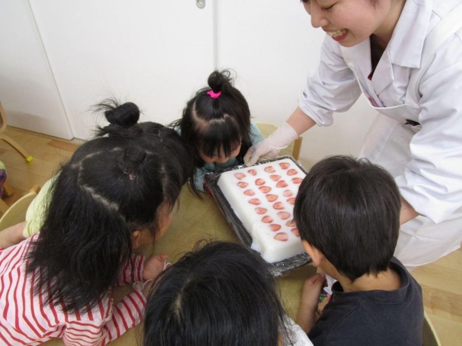 紀秀会 川越南やまだ保育園【2020年04月オープン予定】(管理栄養士/栄養士の求人)の写真:子ども達の食を支えるやりがいのあるお仕事です!