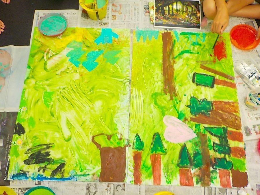 このこのアート京都市 白川教室の画像