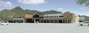 愛知県三河青い鳥医療療育センターの画像
