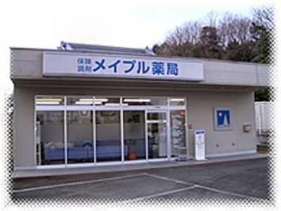 メイプル薬局木津川台店の画像