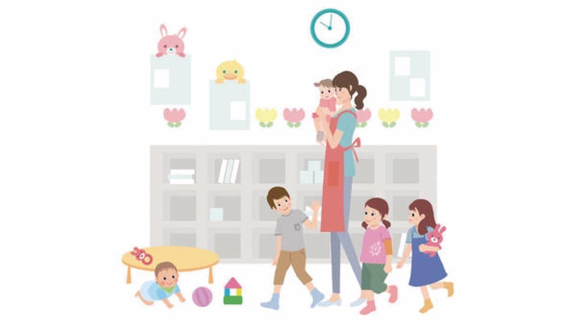 埼玉みさと総合リハビリテーション病院保育室の画像