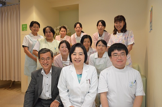 とみまつ小児科循環器クリニック(看護師/准看護師の求人)の写真3枚目:
