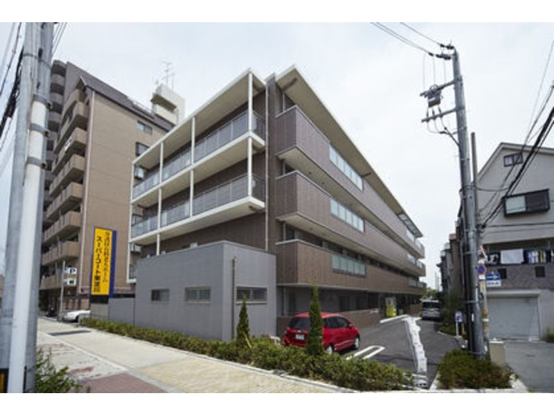 スーパー・コート東淀川の画像