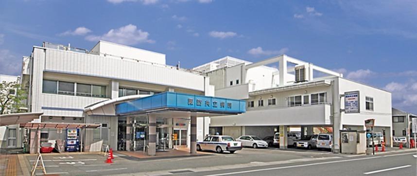 諏訪共立病院の画像
