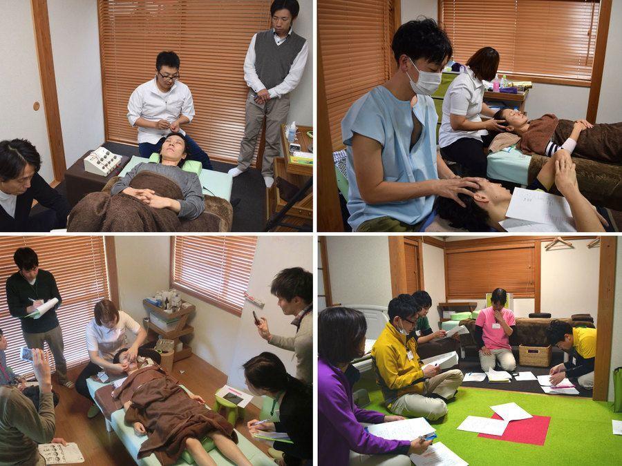 訪問医療マッサージ みどりの風 横浜都筑(あん摩マッサージ指圧師の求人)の写真4枚目:外部講師を招いて勉強会を開催してます