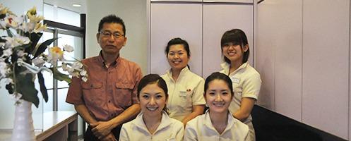 しの木歯科医院の写真1枚目:一緒に働ける日をスタッフ一同楽しみにしています!