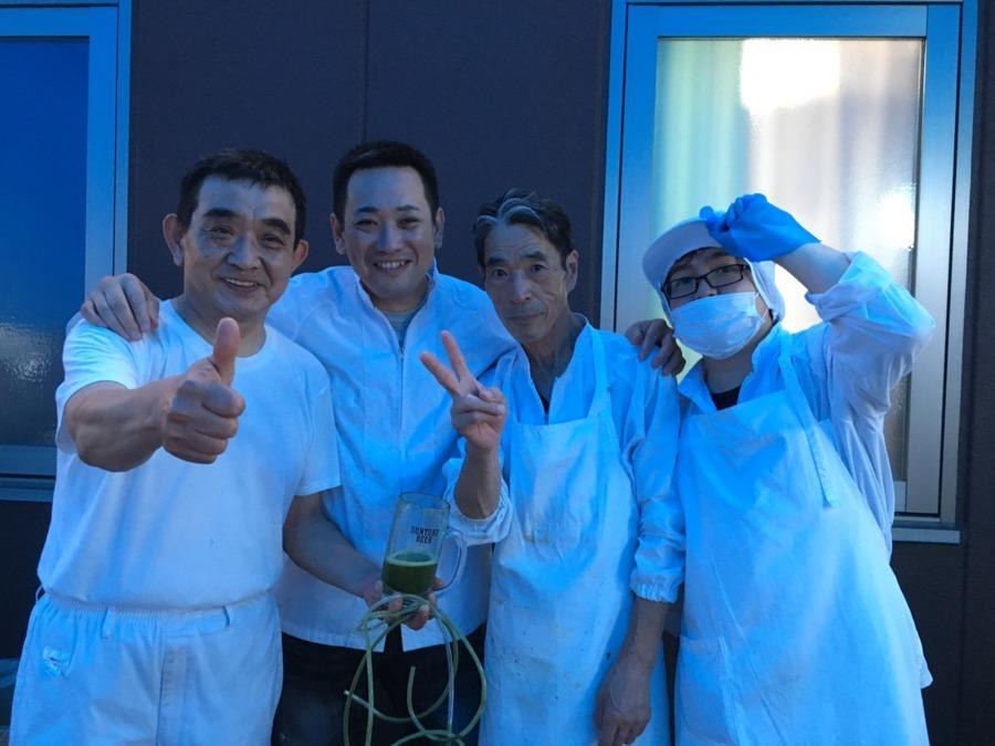 名阪食品株式会社 熊谷めぬまの郷内の厨房の画像
