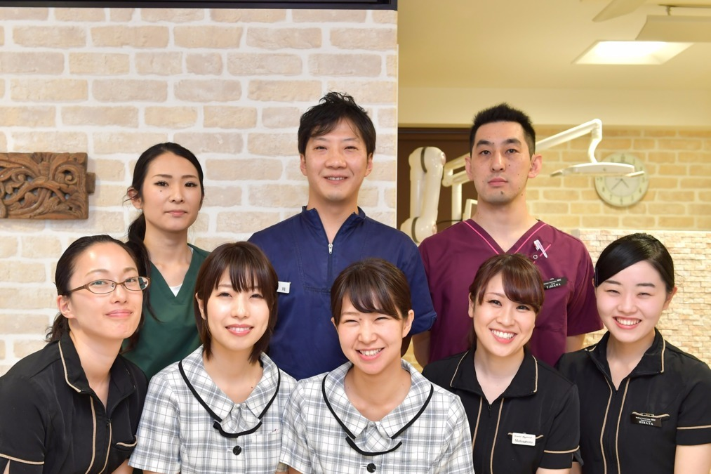 医療法人社団MIC 南烏山IS歯科クリニック(歯科医師の求人)の写真:スタッフのチームワークが自慢!