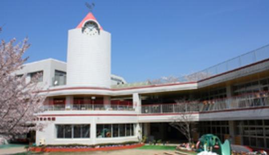 山田敬愛幼稚園の画像