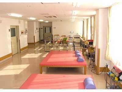 鹿島神宮前病院(看護師/准看護師の求人)の写真4枚目:リハビリルームです