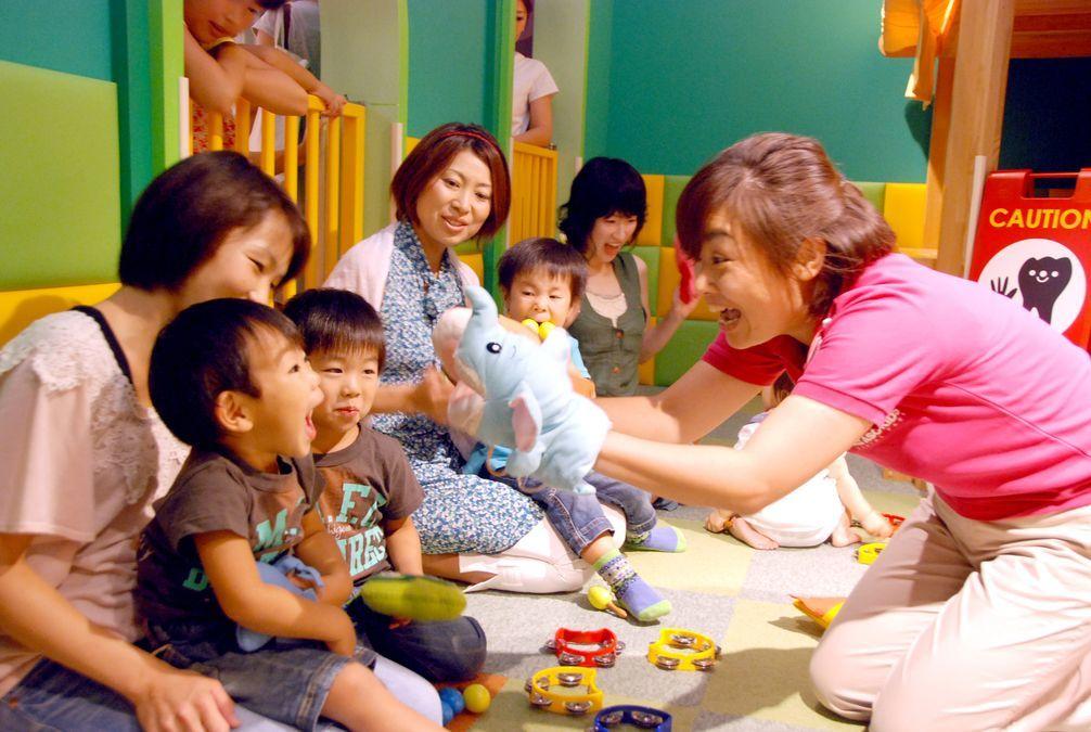 中村歯科キッズデンタルパーク(歯科衛生士の求人)の写真: