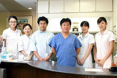 柿の木坂歯科クリニックの画像