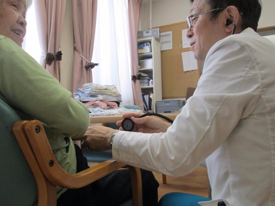 まごころの杜クリニック(看護師/准看護師の求人)の写真1枚目: